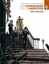 Les compagnons de la Libération -3- Jean Moulin