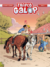 Triple galop -15- Tome 15