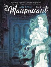 Guy de Maupassant -2- 7 récits