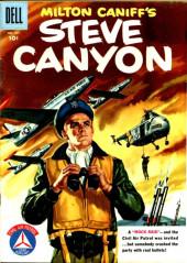Four Color Comics (Dell - 1942) -737- Steve Canyon: Mock Raid