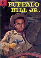 Four Color Comics (Dell - 1942) -742- Buffalo Bill Jr.