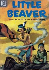 Four Color Comics (Dell - 1942) -744- Little Beaver: The Secret of