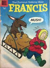 Four Color Comics (Dell - 1942) -745- Francis the Famous Talking Mule