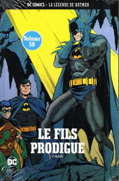 DC Comics - La légende de Batman -5028- Le fils prodigue - 1re partie