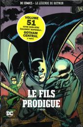 DC Comics - La légende de Batman -5129- Le fils prodigue - 2e partie