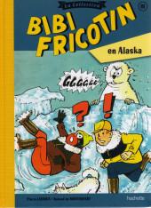Bibi Fricotin (Hachette - la collection) -111- Bibi Fricotin en Alaska