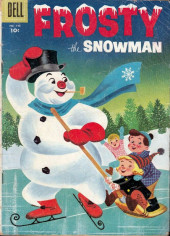 Four Color Comics (Dell - 1942) -748- Frosty the Snowman