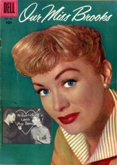 Four Color Comics (Dell - 1942) -751- Our Miss Brooks