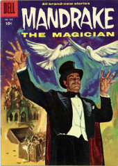 Four Color Comics (Dell - 1942) -752- Mandrake the Magician