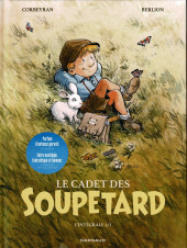 Le cadet des Soupetard -INT01- L'intégrale 1/3