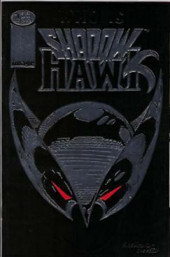 ShadowHawk (1992) -1- A nightmare walking