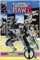 ShadowHawk (1992) -2- A good night for Arson
