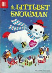 Four Color Comics (Dell - 1942) -755- The Littlest Snowman