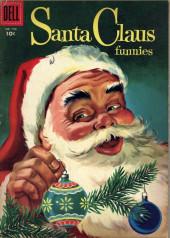 Four Color Comics (Dell - 1942) -756- Santa Claus Funnies