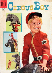 Four Color Comics (Dell - 1942) -759- Circus Boy