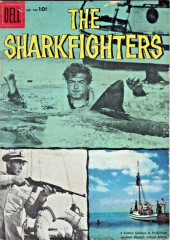Four Color Comics (Dell - 1942) -762- The Sharkfighters