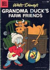 Four Color Comics (Dell - 1942) -763- Walt Disney's Grandma Duck's Farm Friends