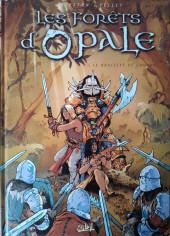 Les forêts d'Opale -1a2002- Le bracelet de Cohars