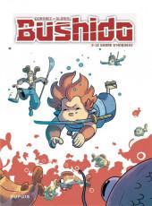 Bushido (Gloris) -3- Le sabre d'Hokusai