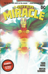 Mister Miracle (2017) -INT- Mister Miracle