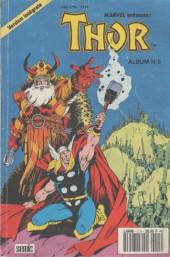 Thor (3e Série - Lug/Semic) -Rec05- Album N°5 (du n°13 au n°15)