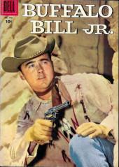 Four Color Comics (Dell - 1942) -766- Buffalo Bill Jr.