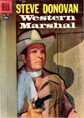 Four Color Comics (Dell - 1942) -768- Steve Donovan Western Marshal