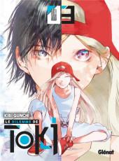 Le dilemme de Toki -3- Tome 3