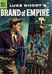 Four Color Comics (Dell - 1942) -771- Luke Short's Brand of Empire