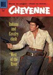 Four Color Comics (Dell - 1942) -772- Cheyenne: West of the River