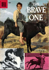 Four Color Comics (Dell - 1942) -773- The Brave One