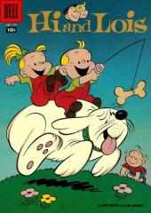 Four Color Comics (Dell - 1942) -774- Hi and Lois