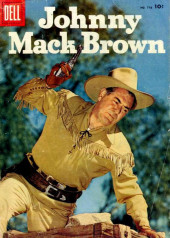 Four Color Comics (Dell - 1942) -776- Johnny Mack Brown