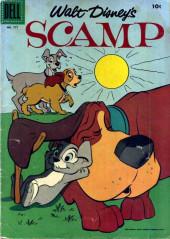 Four Color Comics (Dell - 1942) -777- Walt Disney's Scamp