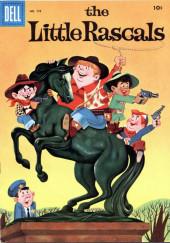 Four Color Comics (Dell - 1942) -778- The Little Rascals