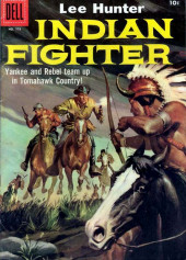 Four Color Comics (Dell - 1942) -779- Lee Hunter, Indian Fighter