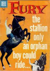 Four Color Comics (Dell - 1942) -781- Fury