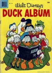 Four Color Comics (Dell - 1942) -782- Walt Disney's Duck Album