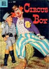 Four Color Comics (Dell - 1942) -785- Circus Boy