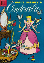 Four Color Comics (Dell - 1942) -786- Cinderella