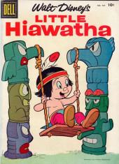 Four Color Comics (Dell - 1942) -787- Walt Disney's Little Hiawatha