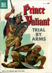 Four Color Comics (Dell - 1942) -788- Prince Valiant: Trial by Arms