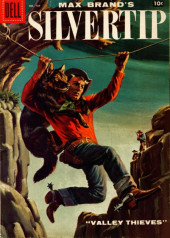 Four Color Comics (Dell - 1942) -789- Silvertip: Valley Thieves