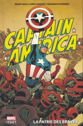 Captain America (Marvel Legacy) - La patrie des braves