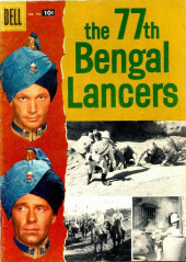 Four Color Comics (Dell - 1942) -791- The 77th Bengal Lancers
