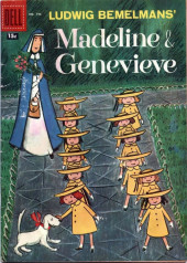 Four Color Comics (Dell - 1942) -796- Madeline & Genevieve