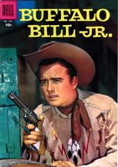 Four Color Comics (Dell - 1942) -798- Buffalo Bill Jr.
