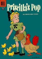 Four Color Comics (Dell - 1942) -799- Priscilla's Pop