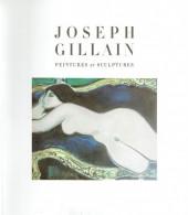 (AUT) Jijé -1- Joseph Gillain - Peintures et sculptures
