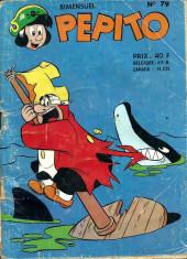 Pepito (1re Série - SAGE) -79- L'île aux surprises désagréables